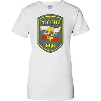 Insegne militari aereo russo - forze speciali d'Elite - Ladies T Shirt