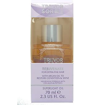 Trevor Sorbie Rejuvenate for Extra Fine Hair Superlight Oil 70ml