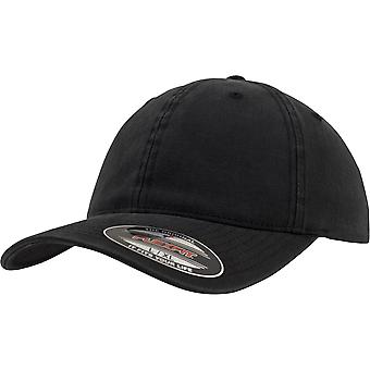 Flexfit Garment Washed Cotton Dad Baseball Cap