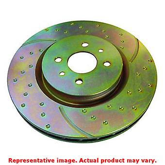 EBC rem Rotors - GD Sport GD1237 Fits: CHRYSLER | | 2004-2008 CROSSFIRE Posi