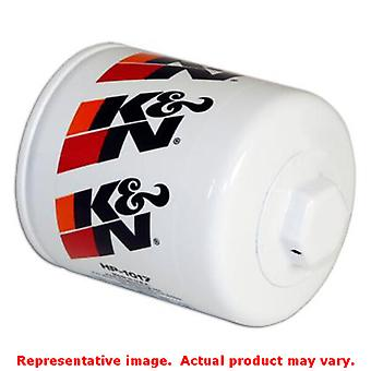 K&N Performance Gold Oil Filter HP-1017 Fits:BUICK 2008 - 2010 ENCLAVE V6 3.6 2