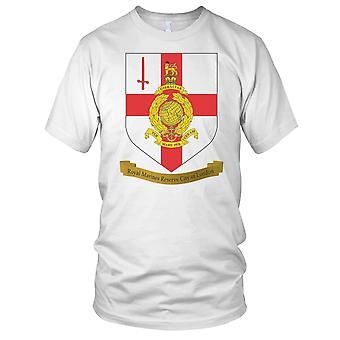 RMR London Royal Marine Reserves Kids T Shirt