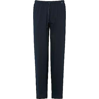 Mey 20760 Men's Black Cotton PJ Trouser