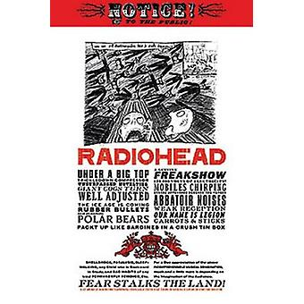 Radiohead - Fear Notice Poster Poster Print