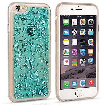 Caseflex Iphone 6 And 6s Tinfoil Soft Case - Blue
