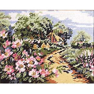 England Needlepoint Canvas