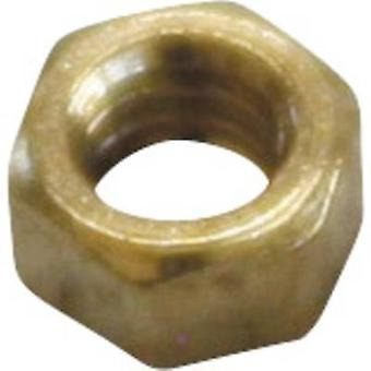 Brass Micro nuts Sol Expert MM1.6