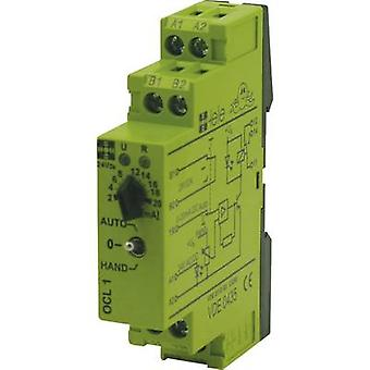 Crossbar switch 1 pc(s) 24 Vdc, 24 Vac 5 A 1 change-over tel