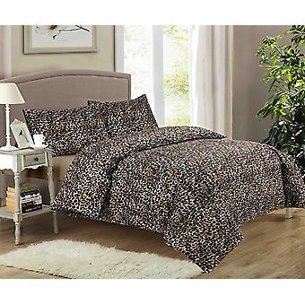 Easy-Fit Duvet Animal Print