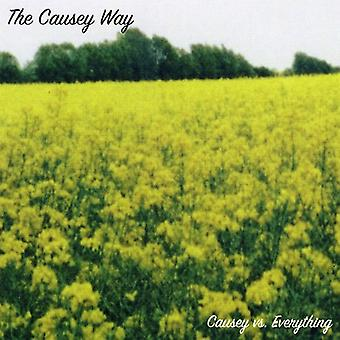 Causey Way - Causey vs. Everything [CD] USA import