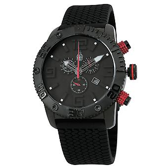 Burgmeister BLACK! Chrono Gents Chronograph BM521-622E