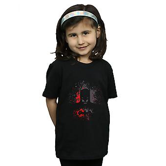 DC Comics Girls Batman Splash T-Shirt