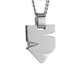 s.Oliver Jewel Men necklace stainless steel SO922 / 1-441186