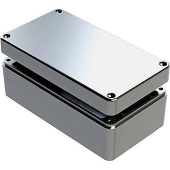 Deltron Gehäuse 488-221208A-68 Universal Gehäuse 220 x 120 x 80 Aluminium grau 1 PC