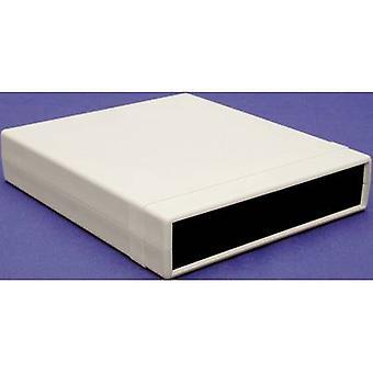 Hammond Electronics 1598HBK Instrument casing 280 x 200 x 40 Polystyrene (EPS) Black 1 pc(s)