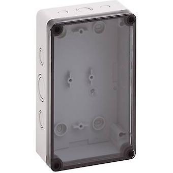 Spelsberg TK PS 1811-6f-tm Fitting bracket 180 x 110 x 63 Polycarbonate (PC), Polystyrene (EPS) Grey-white (RAL 7035) 1 pc(s)