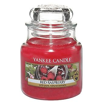 Yankee Candle Small Jar Classic Red Raspberry Candle 104 g