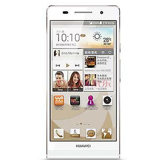 Huawei Ascend P6 display protector 9 H 0.4 mm thin armour protection glass laminated glass