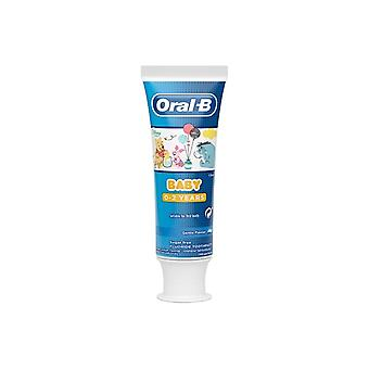 Oral B Baby Toothpaste 0-2 Years