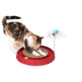 Catit Play Circuito Rascador (Cats , Toys , Movement)