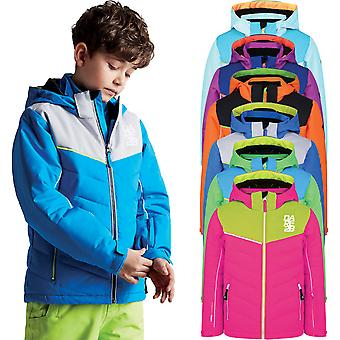 Dare 2b Boys & Girls Tusk II Waterproof Durable Skiing Coat