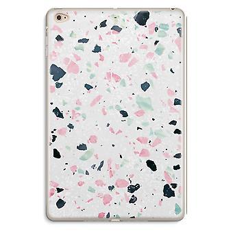 iPad ミニ 4 透明ケース (ソフト) - テラゾー N ° 3