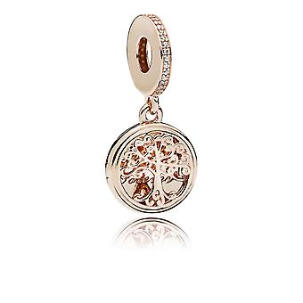 PANDORA Family Roots Dangle Charm - 781988CZ