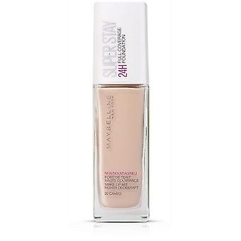 Maybelline Superstay Foundation Photofix 21 Nude beige (Makeup , Face , Foundation)