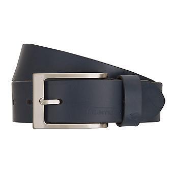 Camel active belts men's belts leather belt blue 6810