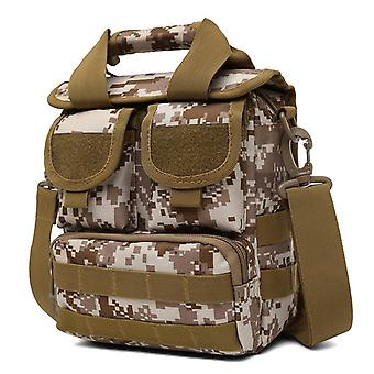 Shoulder bag in Camo, 23x22x12 cm KX6011SHAM