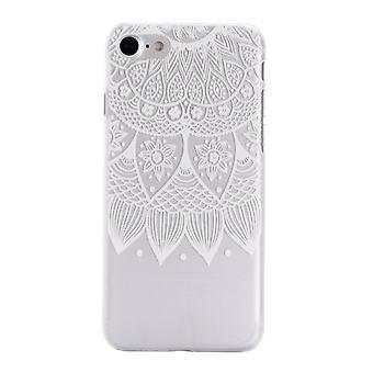 Hvit Mandala - iPhone 7
