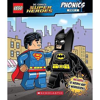LEGO DC Superheroes - Phonics Box Set 2 by Quinlan B. Lee - 9781407180
