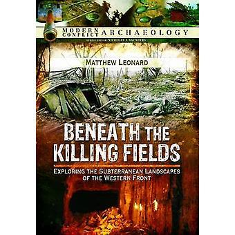 Sotto i campi di uccisione - esplorare i paesaggi sotterranei di