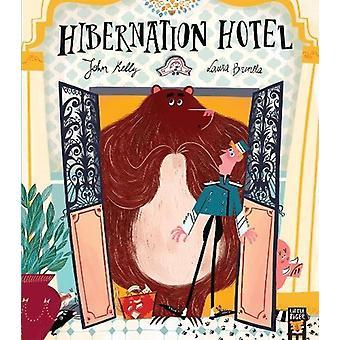 Hôtel d'hibernation par John Kelly - livre 9781848696761