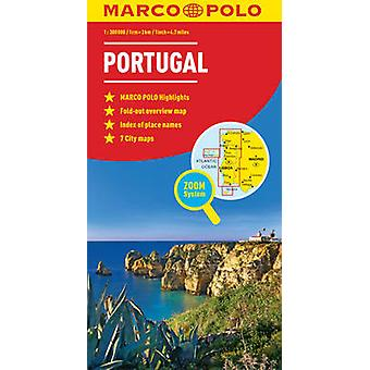Portugal Marco Polo Map by Marco Polo - 9783829767163 Book