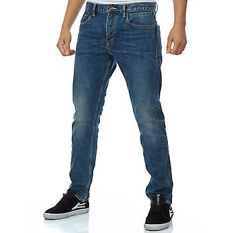 Quiksilver Medium Blue Revolver Jeans