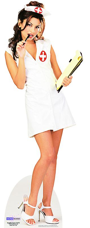 Naughty Nurse - Lifesize Cardboard Cutout / Standee
