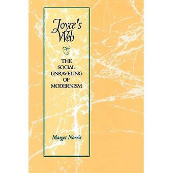 Joyce's Web: den sosiale rakne modernismens (litterær modernisme)