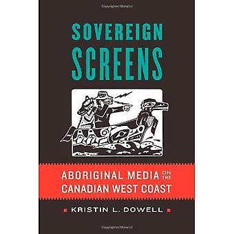 Pantallas de soberano: Medios aborígenes en la costa oeste canadiense