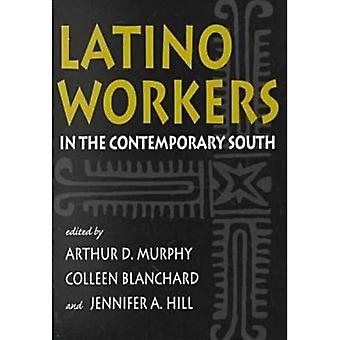 Latino Workers in the Contemporary South, Vol. 34