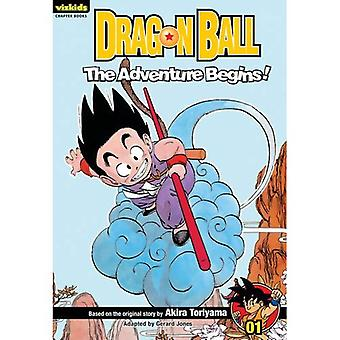 Dragon Ball: Chapter Book, Volume 1 (Dragon Ball Chapter Books)