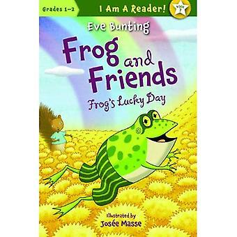Frog's Lucky Day (kikker en vrienden)