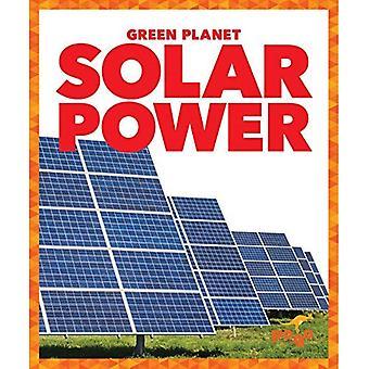 Solar Power (Green Planet)