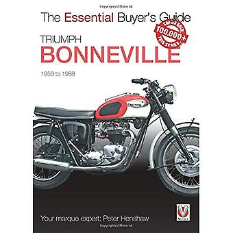 Triumph Bonneville (Essential Buyer's Guide) (Essential Buyer's Guide)