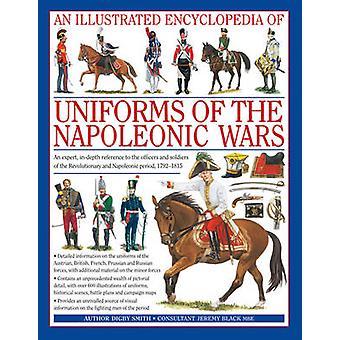 En illustrerad encyklopedi av uniformer av Napoleonkrigen - muralmålningar
