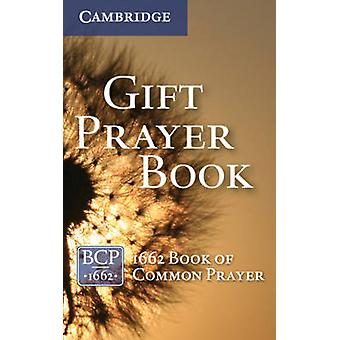 Book of Common Prayer Gift Edition 601B White - 9780521612418 Book