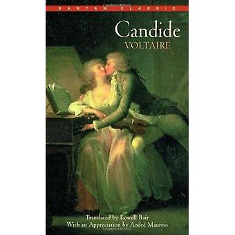 Candide by Voltaire - Lowell Bair - 9780553211665 Book