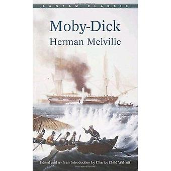 Moby Dick by Melville - 9780553213119 Book