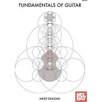 Fundamentals of Guitar by Miles Okazaki - 9780786686032 Book