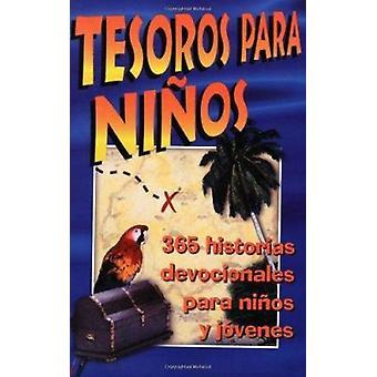 Tesoros Para Ninos by Children's Bible Hour - 9780825411236 Book